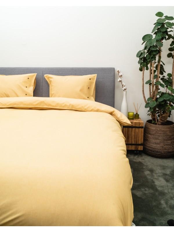 Kayori Sari - Bettwasche - Baumwolle - Gelb
