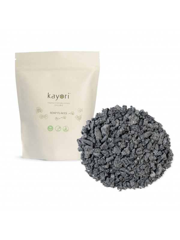 Kayori Soap flakes Shampoo Kashimaya- 250gr
