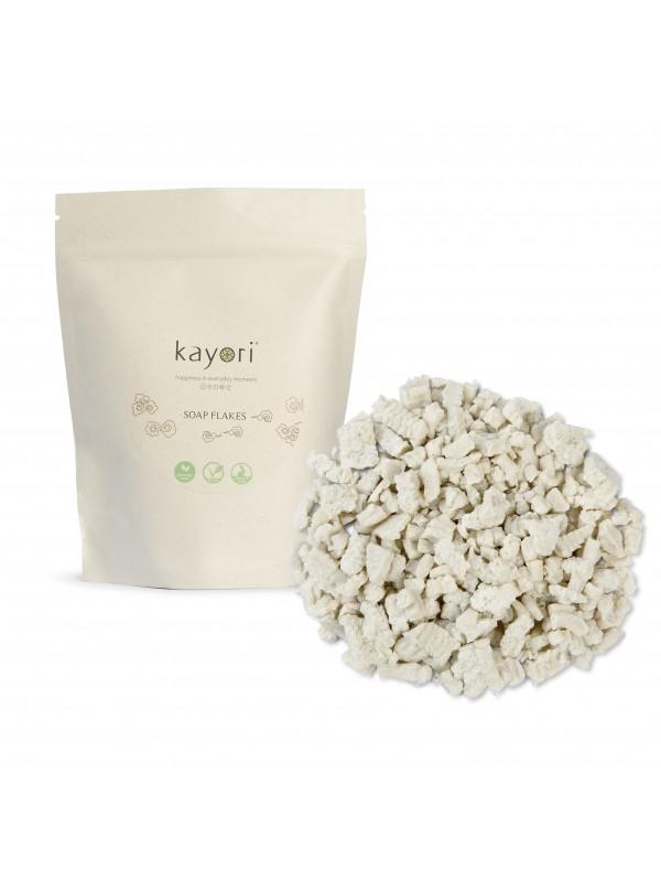 Kayori Soap flakes Shampoo Shincha- 250gr