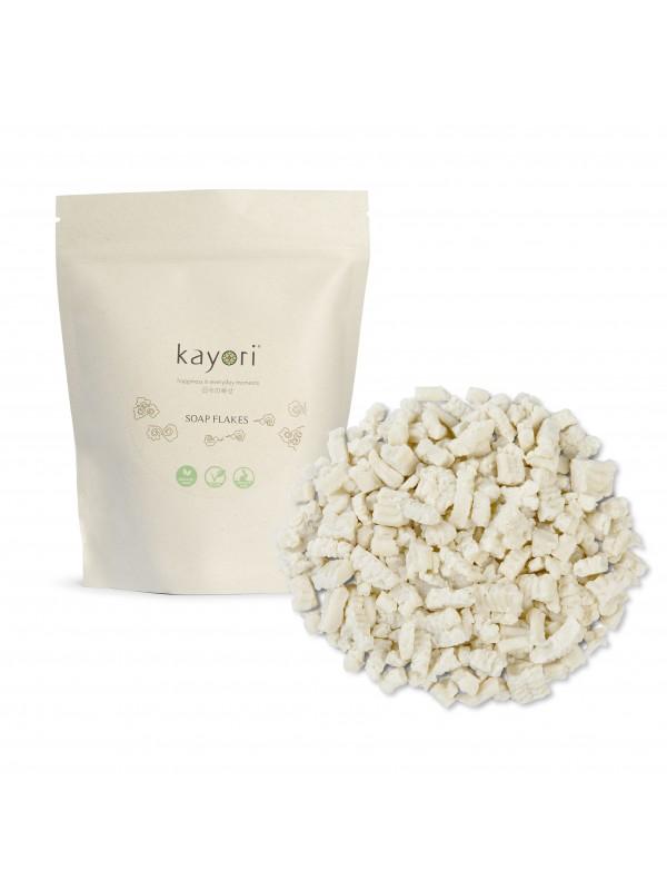 Kayori Soap flakes Shampoo Yukou- 250gr