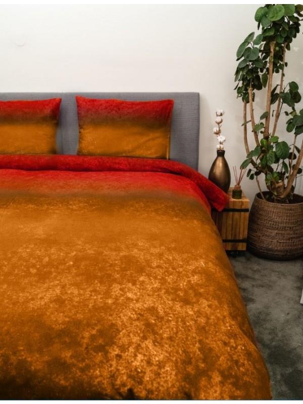 Kayori - Gassho - Bettwäsche - Flanell - Gold