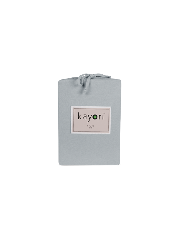 Kayori Kyoto -Spannl.Topper -Jersey - Silbergr.