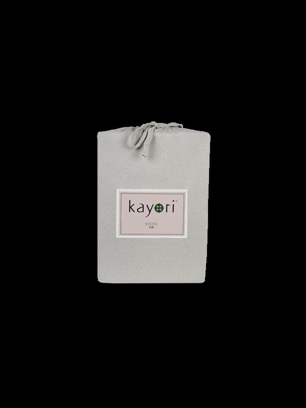 Kayori Kyoto - Spannl. Topper - Jersey - Sand