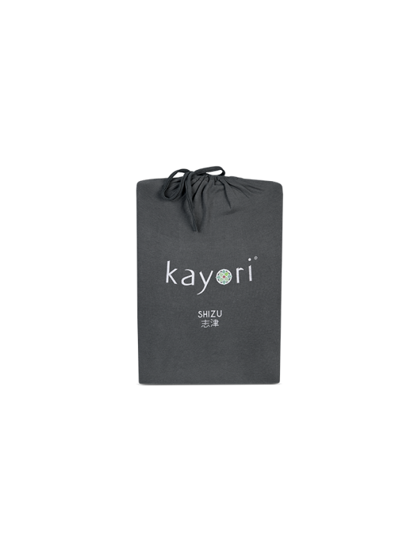 Kayori Shizu - Splittopper - Jersey - Anthrazit
