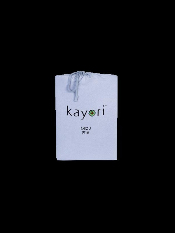 Kayori Shizu - Splittopper - Jersey - Hellblau