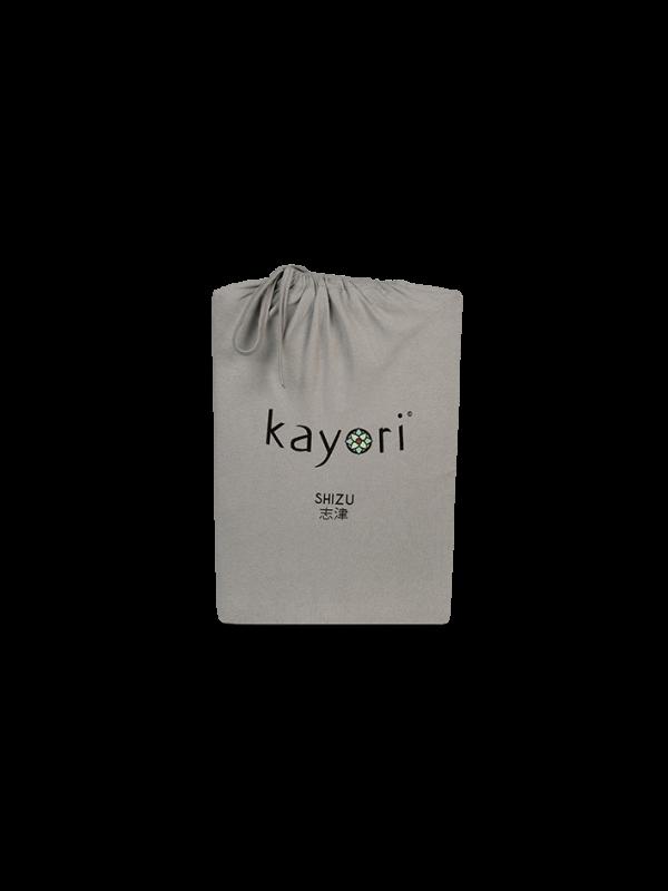 Kayori Shizu - Splittopper - Jersey - Taupe