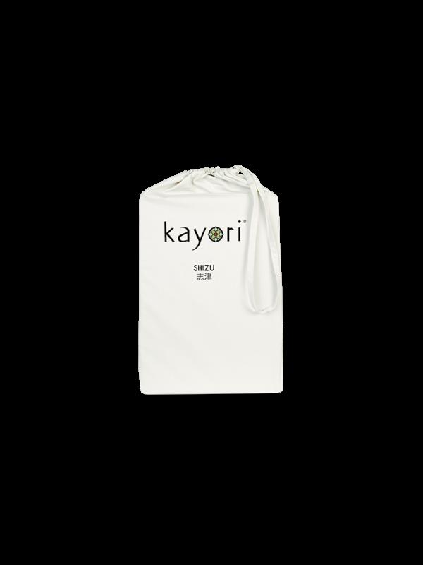 Kayori Shizu - Splittopper - Perkal - Offwhite