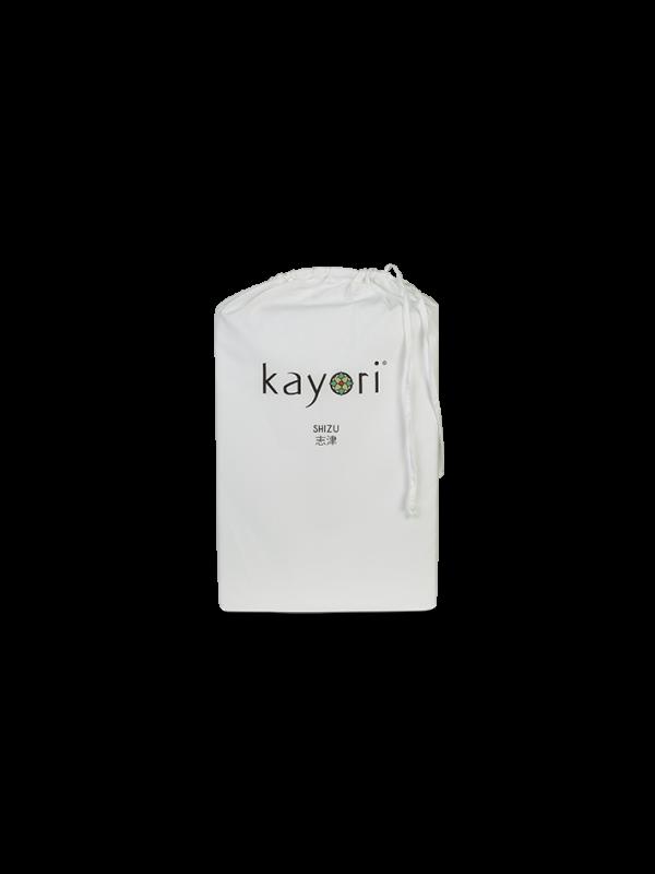 Kayori Shizu - Splittopper - Perkal - Silbergrau