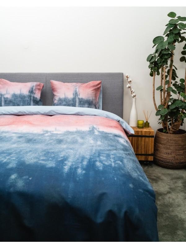 Kayori Akune - Bettwasche - Baumwolle - Blau