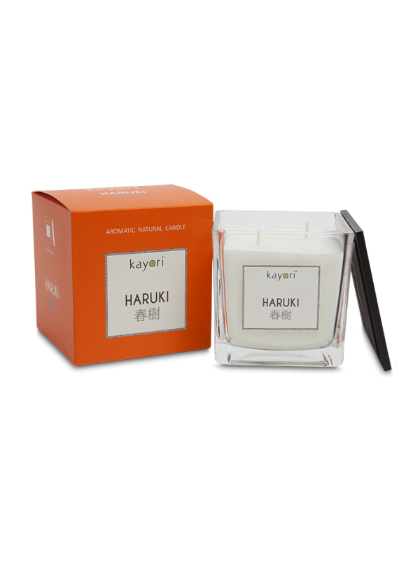 Kayori - Duftkerze - 430gr - Haruki