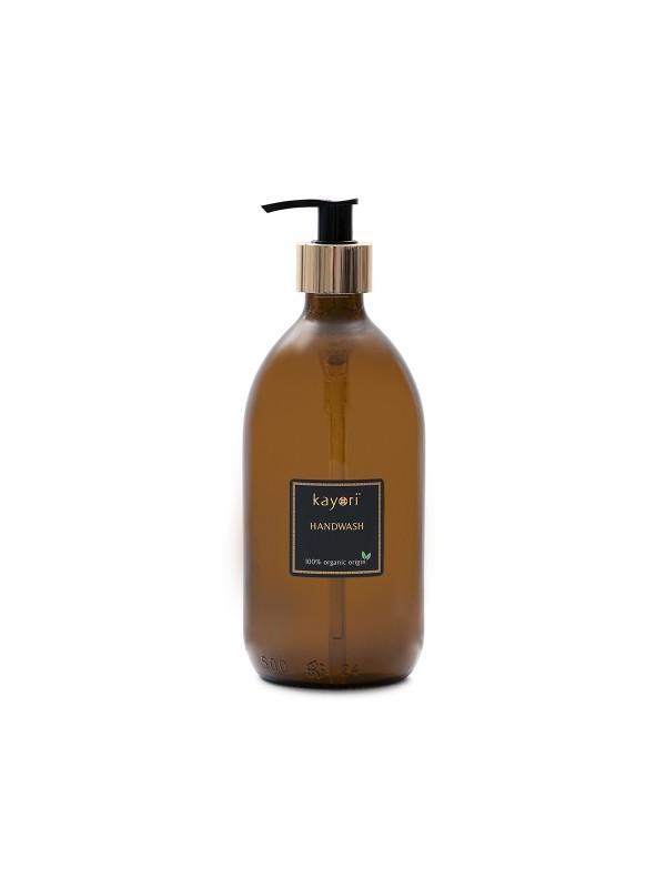 Kayori - Handwash - Glas - 500ml - Shincha