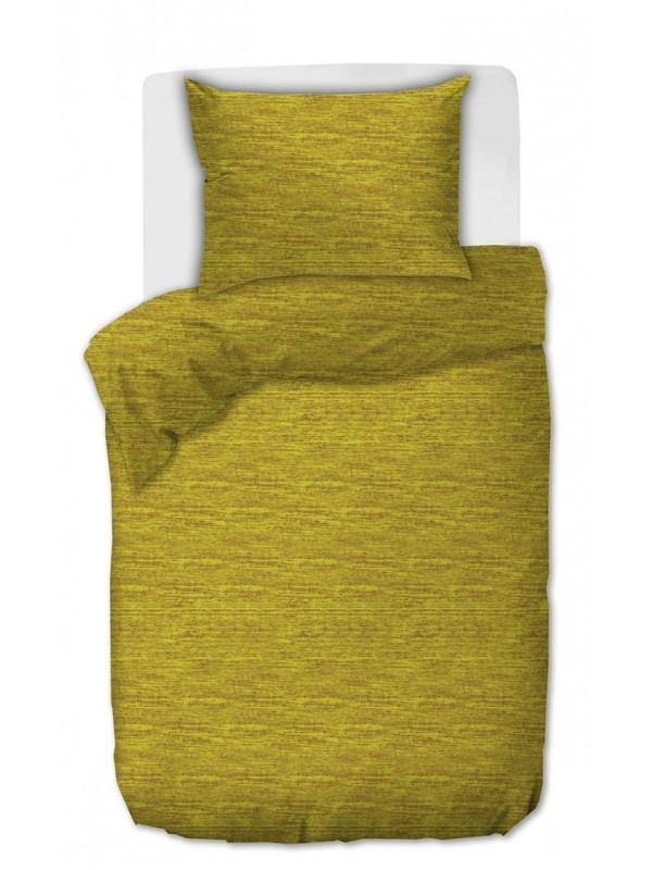 Kayori - Kenji - Bettwäsche - Jersey - Gelb