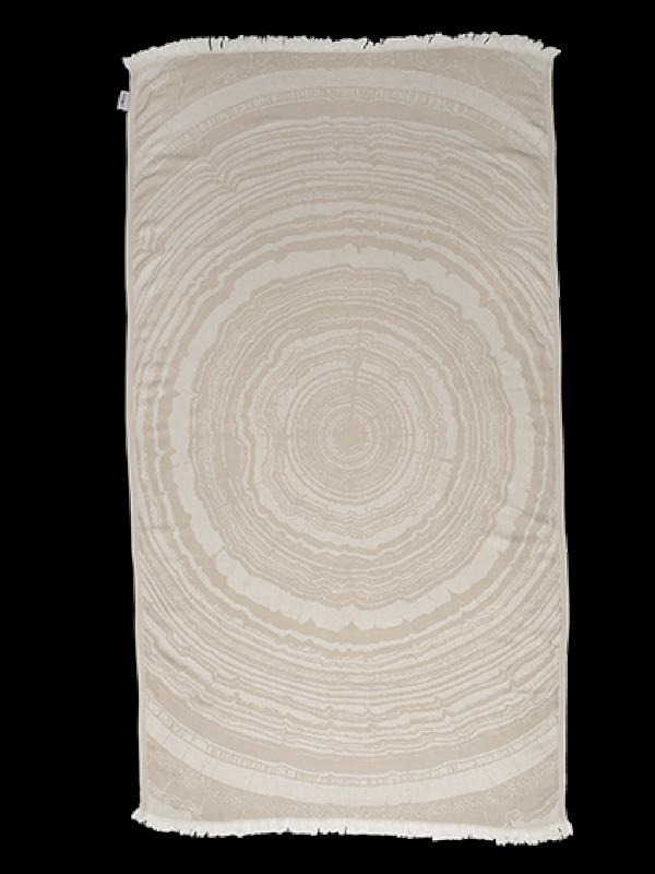 Kayori - Nobu - Hamamtuch - 100x180 - Bambus - Natur