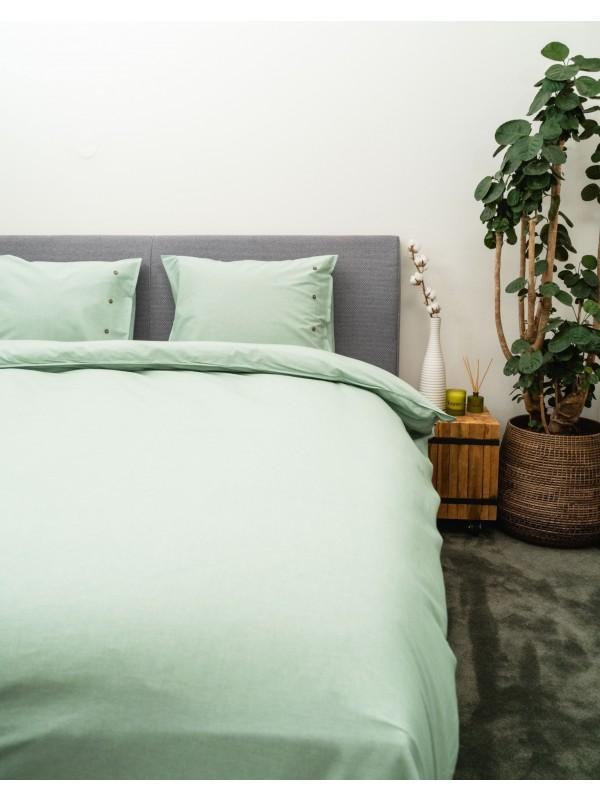 Kayori Sari - Bettwasche - Baumwolle - Grün