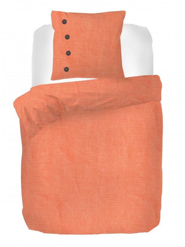 Kayori Sari - Bettwasche - Baumwolle - Orange