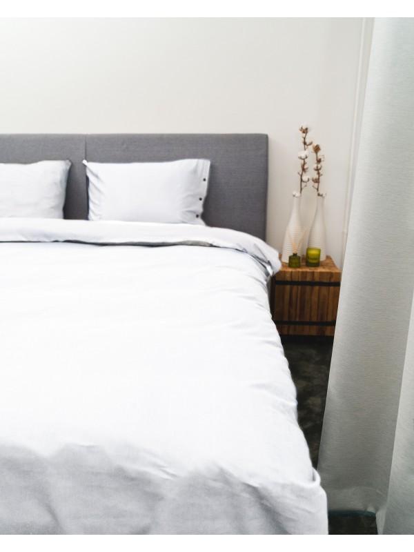 Kayori Shiiba - Bettwasche - Baumwolle-Bambus - Weiss