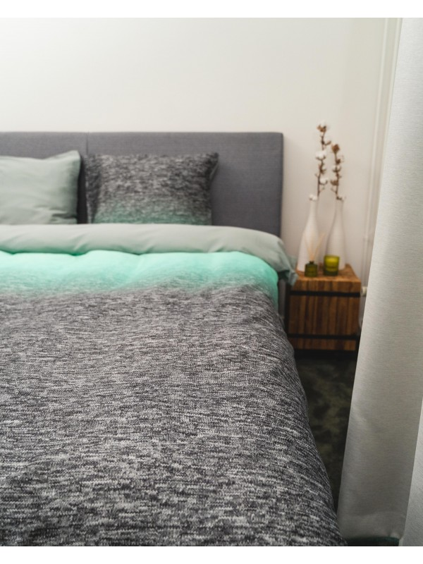 Kayori Shima - Bettwasche - Baumwolle - Grau