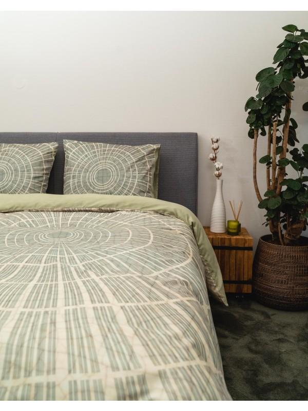 Kayori Shiro - Bettwasche - Baumwolle-satin - Grün