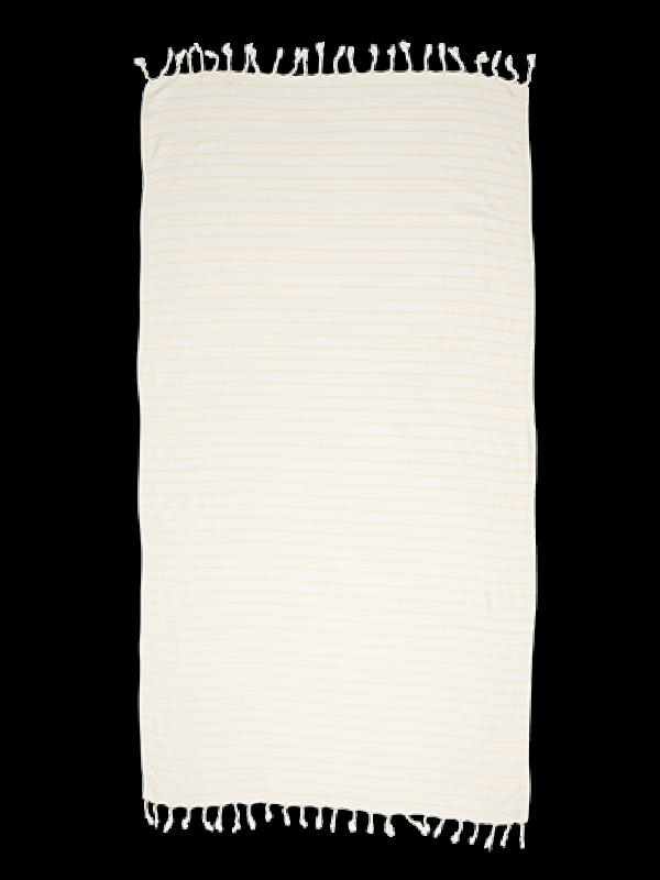 Kayori - Taki - Hamamtuch - 100x180 - Bambus - Gelb