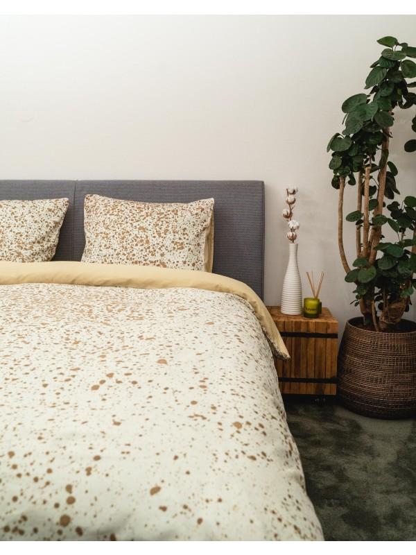 Kayori Tomi - Bettwasche - Baumwolle-satin - Gold