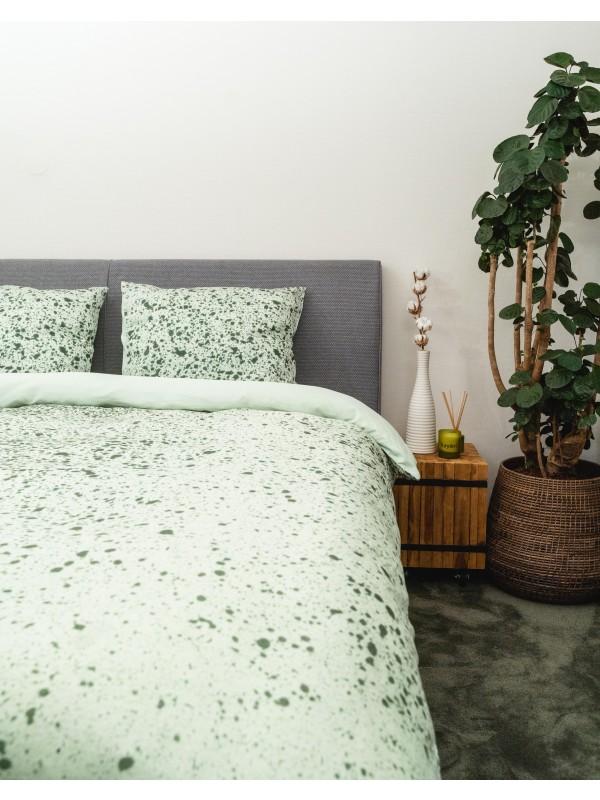 Kayori Tomi - Bettwasche - Baumwolle-satin - Grün
