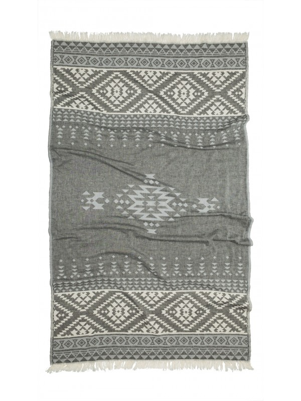 Kayori - Tori - Hamamtuch - 100x180 - Antrazit