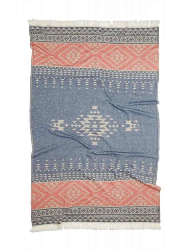 Kayori - Tori - Hamamtuch - 100x180 - Rot