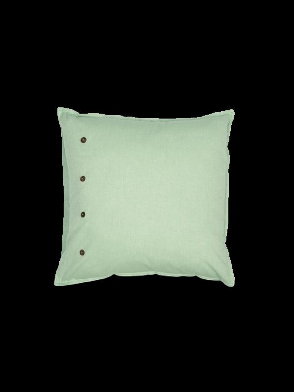 Kayori Sari - Kissenbezuge - Baumwolle - 50/50 - Grün