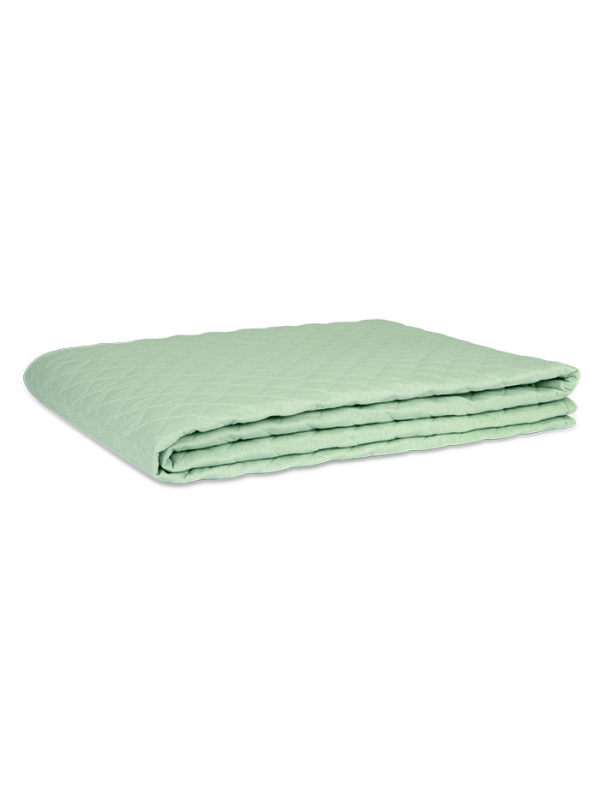 Kayori Sari - Plaid - Baumwolle - 150/220 - Grün