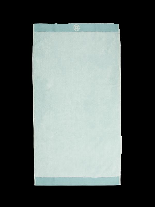 Kayori Yu - Douchelaken - 70x140 - Mintgroen