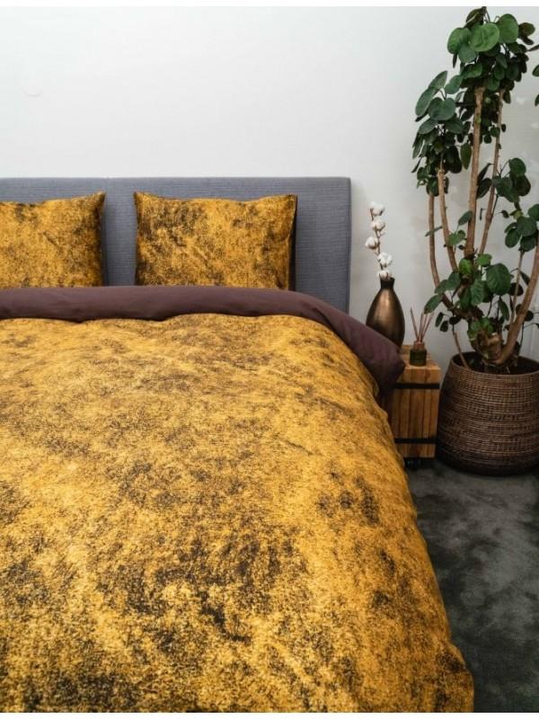 Kayori - Shio - Bettwäsche - Baumwolle-satin - Gold