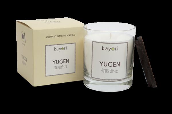 Kayori - Duftkerze - 175gr - Yugen