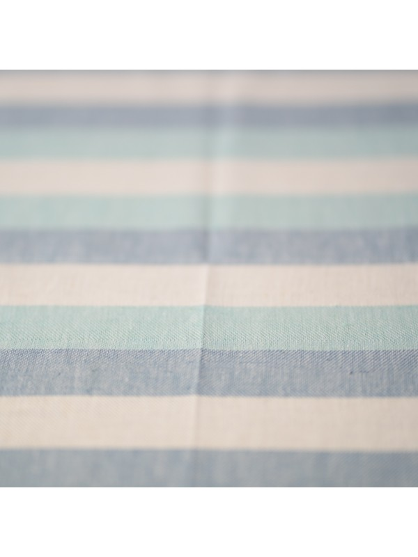 Kayori Kioicho - Kissenbezüge - Leinen - 50x50 - Grün