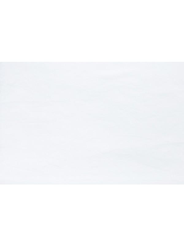Kayori Nikko - Spannbettlaken - 40cm Steg - Leinen - Weiss