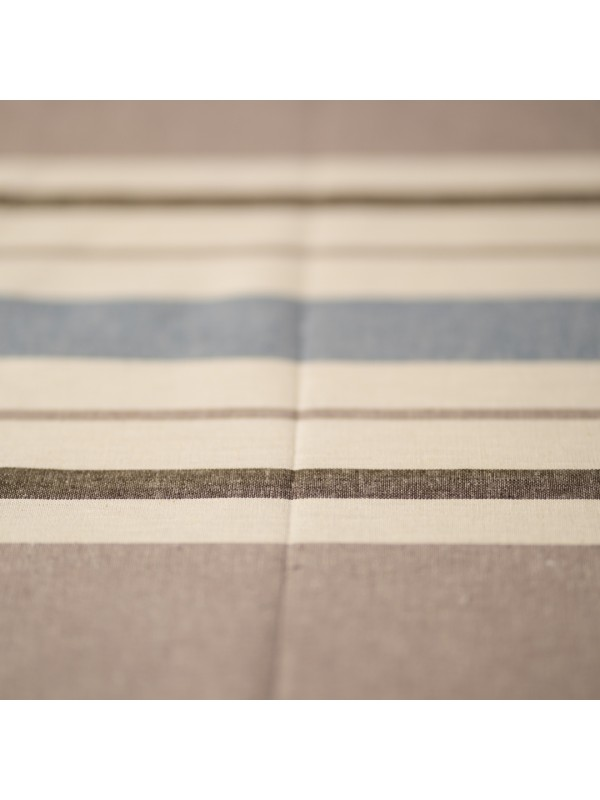 Kayori Oyado - Plaid - Leinen - 180x260 - Weiss