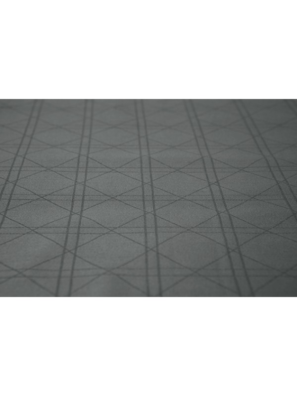 Kayori Shizu - Bettwasche - Baumwolle-Satin - Anthraziet