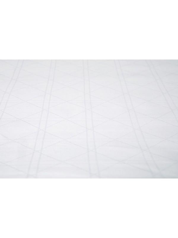 Kayori - Shizu - Bettwasche - Baumwolle-Satin - Weiss